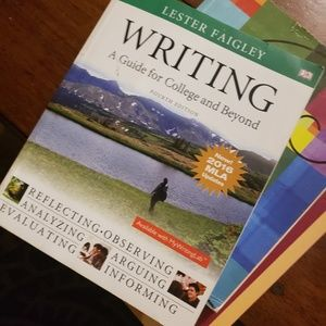 Writing textbook